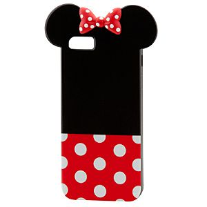 Minnie Mouse Icon iPhone 5 Case