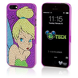 Tinker Bell Bling iPhone 5/5S Case