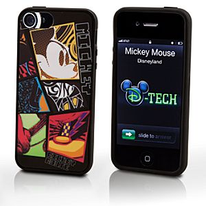 Mickey Mouse Cubism iPhone Case - D-Tech on Demand