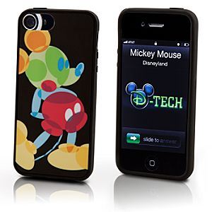 Mickey Mouse Circles iPhone Case - D-Tech on Demand