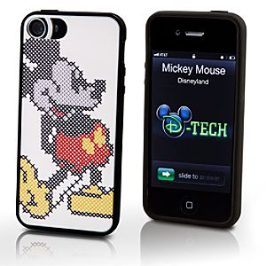 Mickey Mouse Cross Stitch iPhone Case - D-Tech on Demand