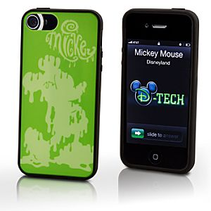 Mickey Mouse Drip iPhone Case - D-Tech on Demand
