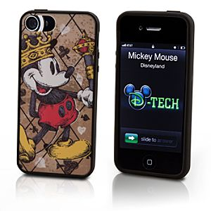 Mickey Mouse King iPhone Case - D-Tech on Demand