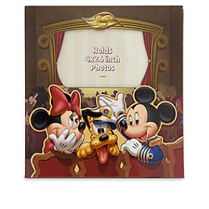 Captain Mickey Mouse and Friends Photo Album - Disney Cruise Line