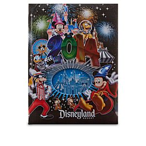 Sorcerer Mickey Mouse Photo Album - Disneyland 2014 - Large