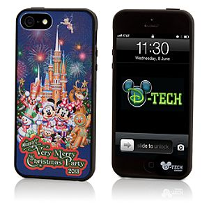 Mickeys Very Merry Christmas Party  iPhone 4/4S Case - Walt Disney World - Limited Availability