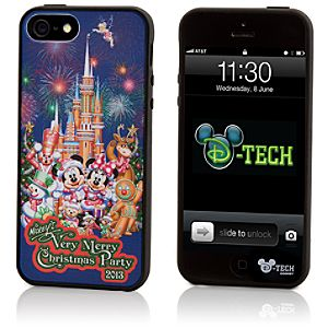 Mickeys Very Merry Christmas Party  iPhone 5/5S Case - Walt Disney World - Limited Availability