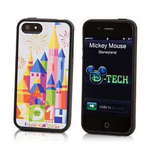 Disney Parks Castle iPhone 5/5S Case - 2014 - Limited Time Magic
