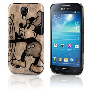 Mickey Mouse Steamboat Willie Android Phone Case - Samsung Galaxy S4