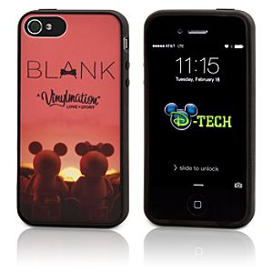 Blank Vinylmation iPhone 4/4S Case - Limited Release