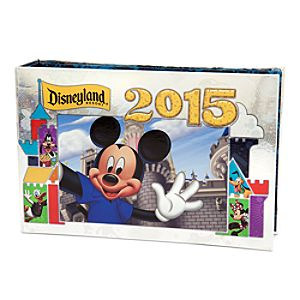 Mickey Mouse and Friends Photo Album - Disneyland 2015 - Small