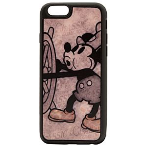 Mickey Mouse iPhone 6 Case - Steamboat Willie
