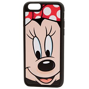 Minnie Mouse Face iPhone 6 Case