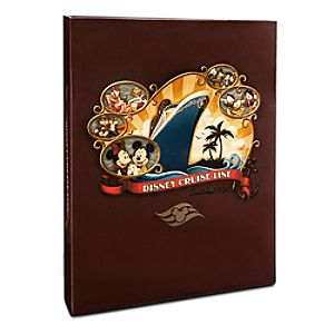 Mickey Mouse and Friends Photo Album - Disney Cruise Line - Large