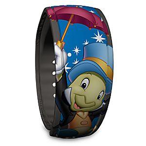 Jiminy Cricket Disney Parks MagicBand