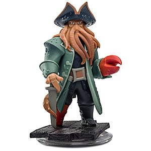 Davy Jones Figure - Disney Infinity