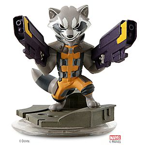 Rocket Raccoon Figure - Disney Infinity: Marvel Super Heroes (2.0 Edition)