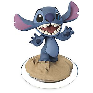 Stitch Figure - Disney Infinity: Disney Originals (2.0 Edition)