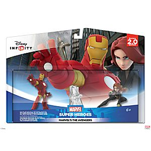 Disney Infinity: Marvel Super Heroes Avengers Play Set (2.0 Edition)