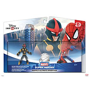 Disney Infinity: Marvel Super Heroes Marvels Ultimate Spider-Man Play Set (2.0 Edition)