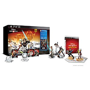 Disney Infinity: Star Wars Saga Starter Pack Bundle for PS3 (3.0 Edition)