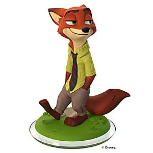 Nick Wilde Figure - Disney Infinity: Zootopia (3.0 Edition)