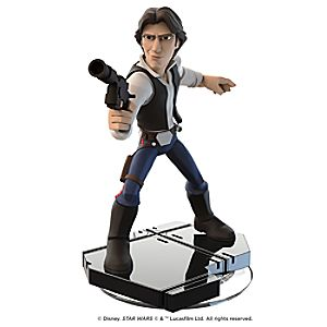Han Solo Figure - Disney Infinity: Star Wars (3.0 Edition)