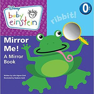 Baby Einstein Mirror Me! Book