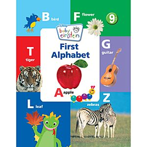 Baby Einstein: First Alphabet Book
