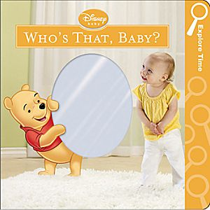Whos That Baby? Book - Winnie the Pooh