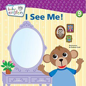 Baby Einstein I See Me! Book