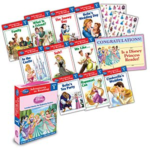 Reading Adventures Disney Princess - Level 1 Boxed Set
