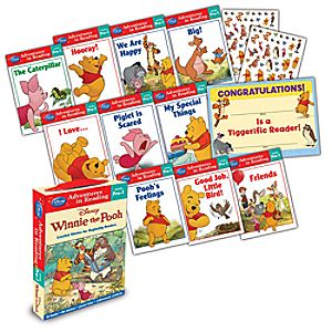 Reading Adventures Winnie the Pooh - Level Pre-1 Boxed Set