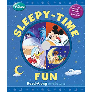 Sleepy Time Fun Read-Along Storybook and CD