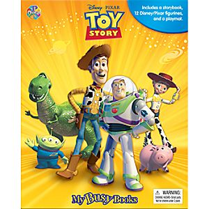 Toy Story My Busy Books