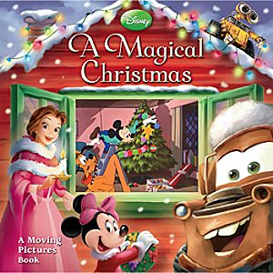 A Magical Christmas Moving Pictures Book