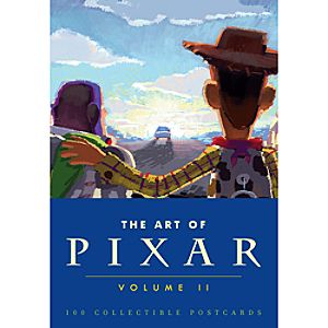 Art of Pixar Postcards Volume II - Boxed Set