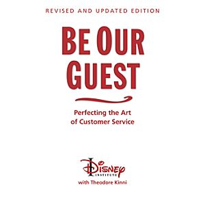 Be Our Guest Book - Perfecting the Art of Customer Service