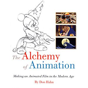 Alchemy of Animation Book - Making an Animated Film in the Modern Age