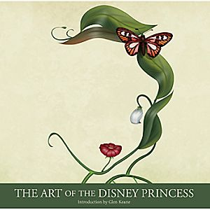 Art of the Disney Princess Book
