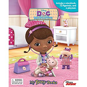Doc McStuffins - My Busy Book