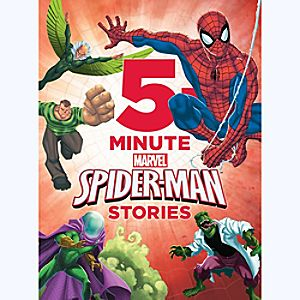 5-Minute Spider-Man Stories Book