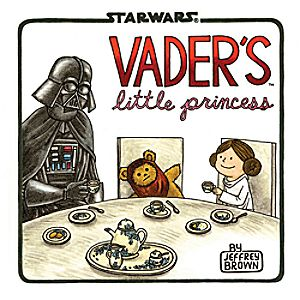 Vaders Little Princess Book