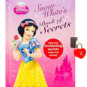 Snow Whites Book of Secrets Book