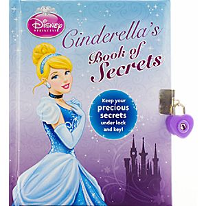 Cinderellas Book of Secrets Book