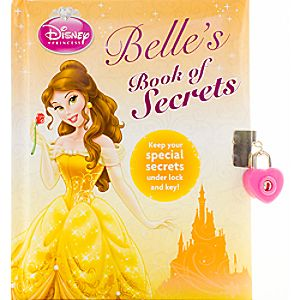 Belles Book of Secrets