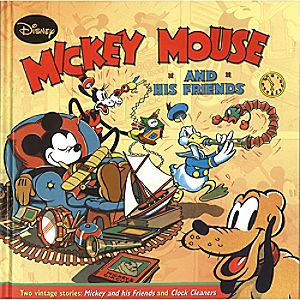 Mickey Mouse and His Friends Storybook