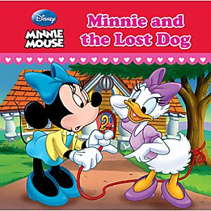 Minnie Mouse and the Lost Dog Storybook