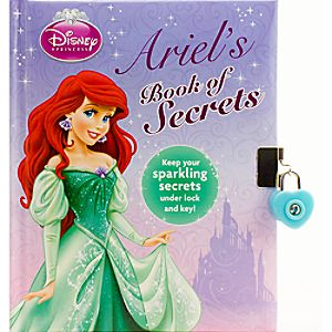 Ariels Book of Secrets