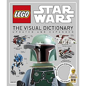 LEGO Star Wars: The Visual Dictionary Book